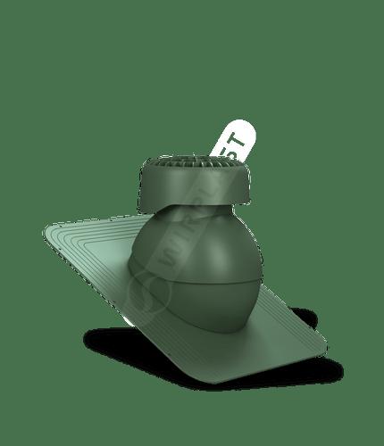 K82 Wywietrznik kanalizacyjny dn110 zielony