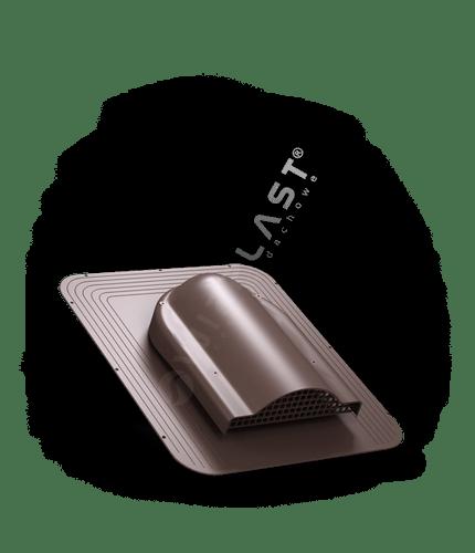 P17 wywietrznik połaciowy brązowy