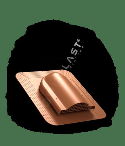 P17 wywietrznik połaciowy ceglasty