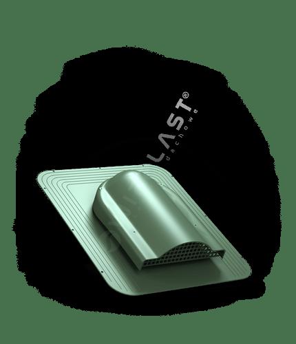 P17 wywietrznik połaciowy zielony