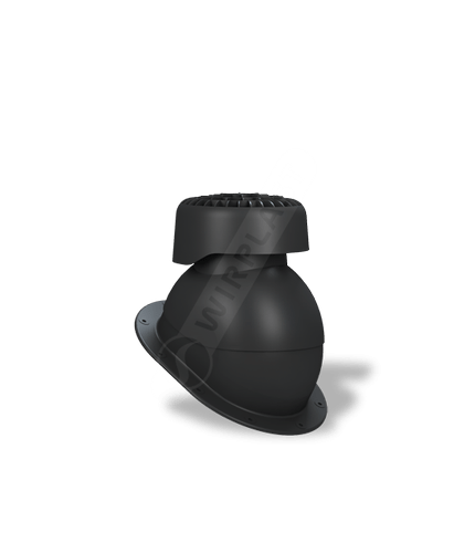 K83 Wywietrznik kanalizacyjny dn110 czarny