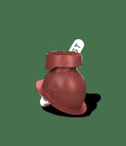 K83 Wywietrznik kanalizacyjny dn110 czerwony