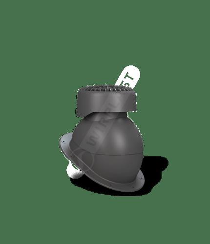 K83 Wywietrznik kanalizacyjny dn110 grafitowy