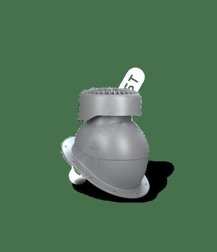 K83 Wywietrznik kanalizacyjny dn110 szary