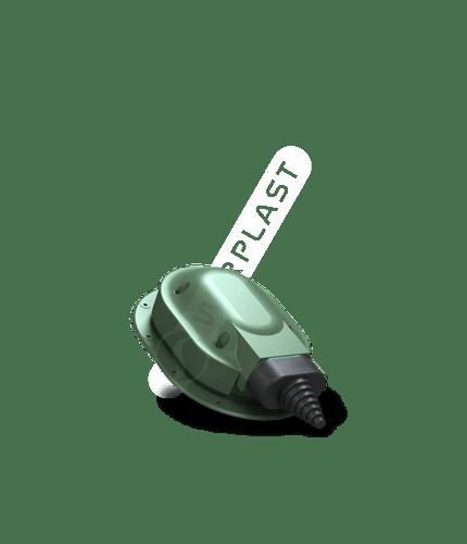 S23 przejście dosolarów zielony