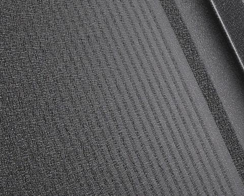 wykończenie powierzchni pomiędzy rąbkami, wyraźna mikro-fala