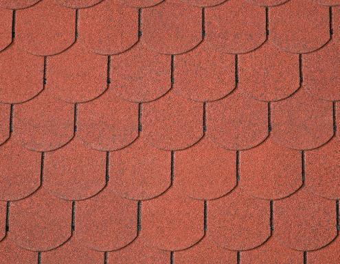 Gonty dachowe Victorian Plus, Tile red 10