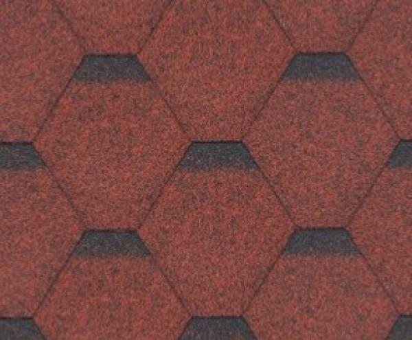 gonty bitumiczne Hexagonal