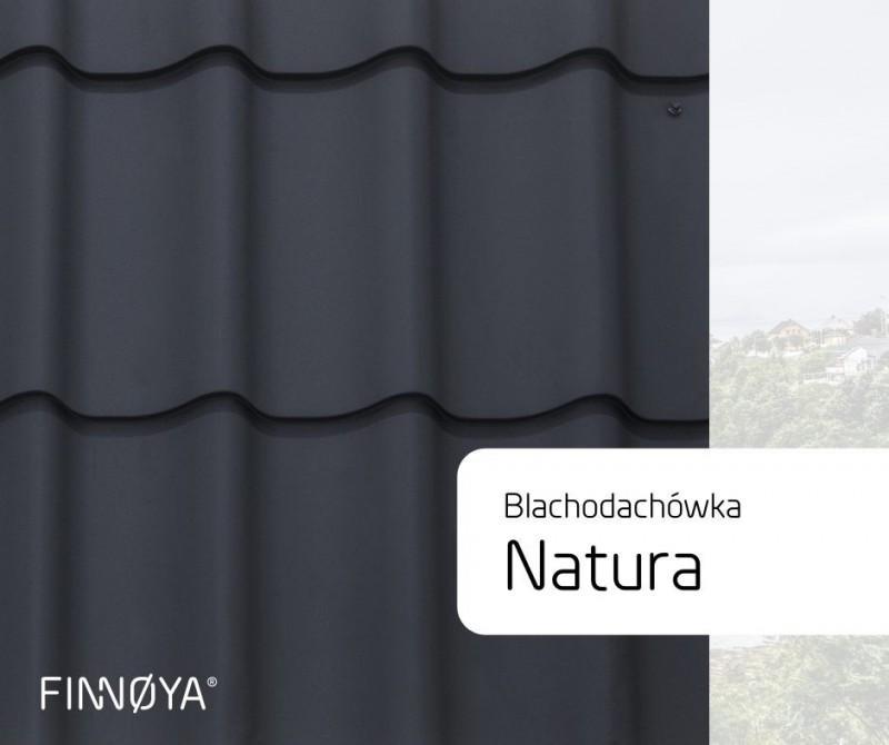 Blachodachówka Natura