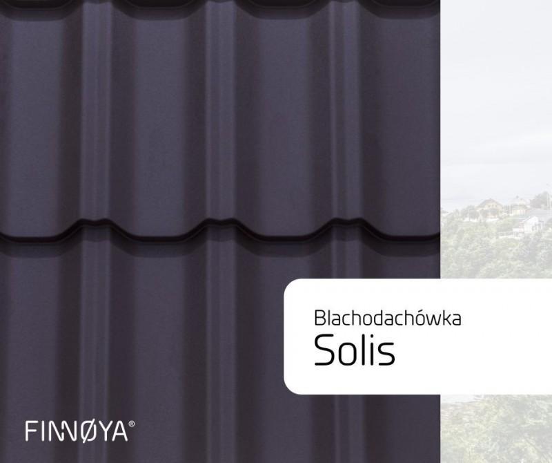 Blachodachówka Solis