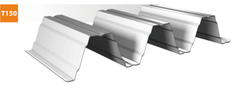 blacha trapezowa T-150