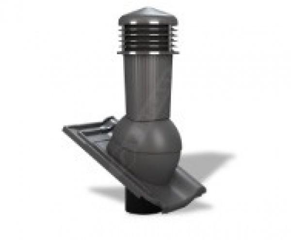 K97 kominek dn 125 z odpływem kondensatu