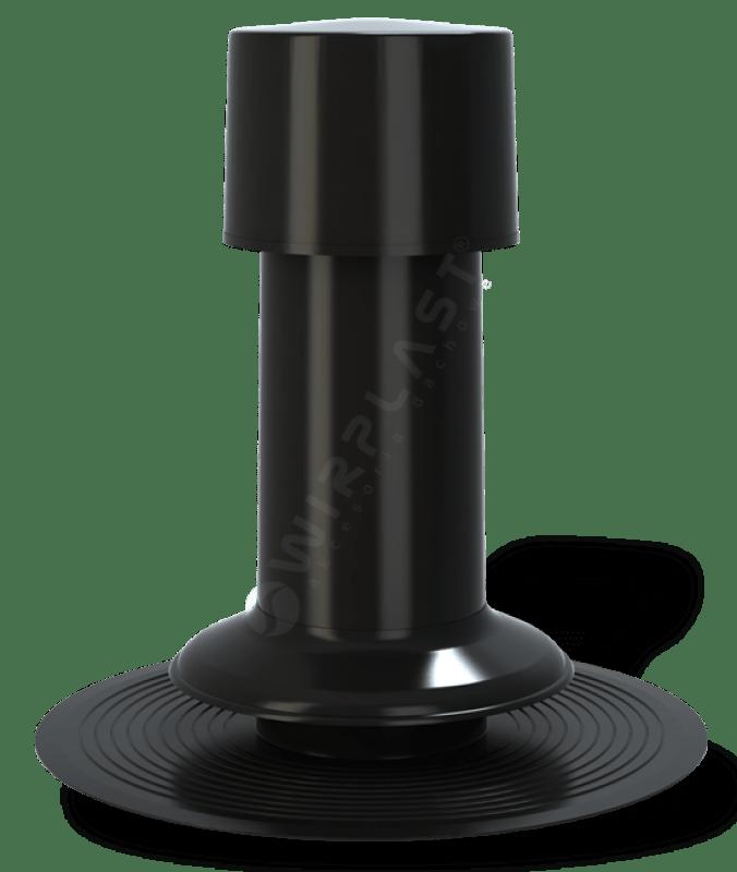 K41 kominek do pap zgrzewalnych czarny