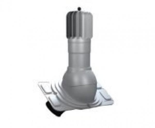 kominek obrotowy dn150 uniwersalny z odpływem kondensatu