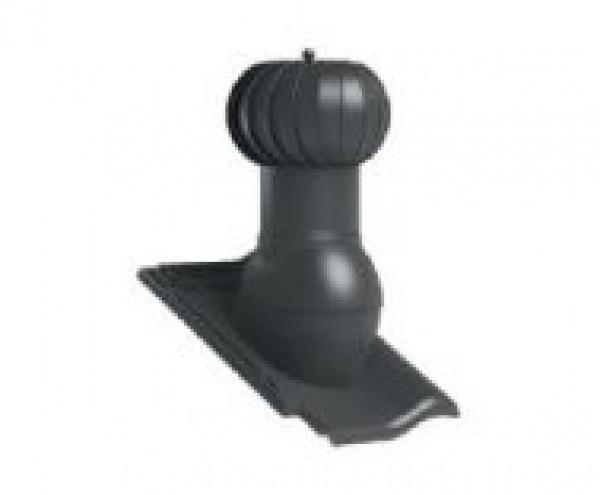 nasada obrotowa kulista z dachówki ceramicznej