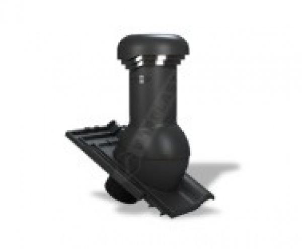 W19 wentylator dachowy dn 125 z odpływem kondensatu