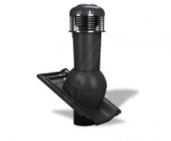 K99 wentylator dachowy dn 125 z odpływem kondensatu